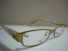 Vivienne Westwood VW06102 Frames Glasses Eyeglass Spectacles in gold  ivory 867