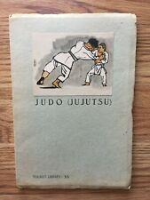 Judo (Jujutsu) by Jigoro Kano 1937 Japan Tourist Library 16