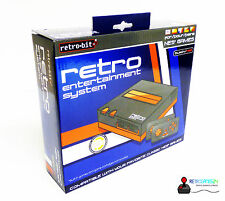 RETRO ENTERTAINMENT SYSTEM - RETRO BIT NES KONSOLE + 2 CONTROLLER / Neu OVP