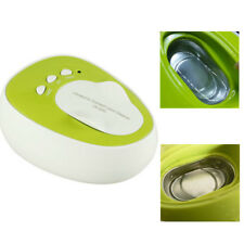Mini Portable Ultrasonic Contact Lens Lenses Cleaner Eye Care Tool CE-3200 Green