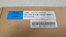 Genuine Seiko IP5-203  Cyan  ink  Brand New! as per Photos