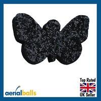 UK CAR AERIAL Antenna Topper Gothic Emo Black Hat Vehicle Locator Finder Park