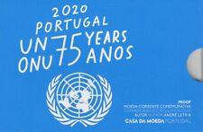 Portugal 2 euro 2020 PP   ** 75 Jahre UNO**