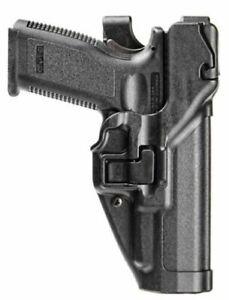 Blackhawk Serpa L3 Duty Holster (LH) for Beretta 92/96/M9/M9A1 - 44H104BK-L