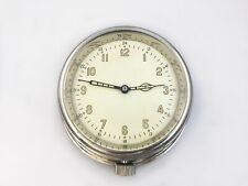 USSR Navy Submarine 12 Hour Dial Brass Wall Clock