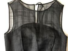 Express Womens Silk Lined Sleeveless Cocktail Dress Size 4