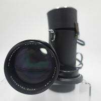Vivitar 300mm F5.6 Lens, Caps & Case - M42 Mount - Fully Working #LM-2067