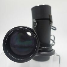 Vivitar 300mm F5.6 Lens, Caps & Case - M42 Mount - Fully Working #LM-2067