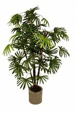 Palm Tree Faux Silk Dried & Artificial Flowers