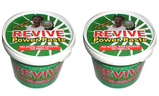 2 x REVIVE POWER PASTE Oven Cooker Hob Cleaner