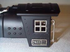 Lionel 261E Black Prewar Boiler w/ Nickel Trim Parts SUPER SHELL / BOILER NOS!