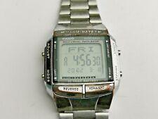 Vintage Casio data Bank DB-360 Men's Quartz Watch, Working, Vintage Casio Watch