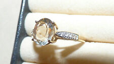 Superb Scapolite Gold Ring  2.36ct  certified