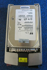 HP BF07284961 443188-001 72.8GB 15K RPM Wide U320 SCSI Hot Plug Hard Drive