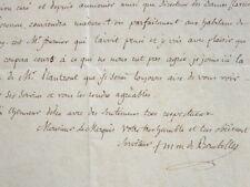 L'évêque d'Amiens nomme un curé à Bray.
