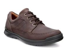ECCO MEN'S HOWELL COMFORT WALKING CASUAL LACE SHOE, ARCH SUPPORT EU 43 US 9-9.5