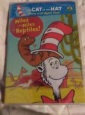 L@@k Cat in the Hat: Miles & Miles of Reptiles New
