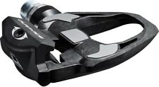Shimano Dura Ace 9100 Carbon SPD-SL Road Pedals - Black