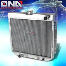 69-70 FORD MUSTANG V8 71-73 MAVERICK 3-ROW/CORE FULL ALUMINUM RACING RADIATOR