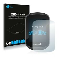 6x Film Protection écran pour Garmin Edge 130 Protecteur