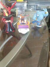disney genie and aladin figurines set of 3