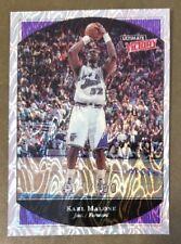 1999 00 UD ULTIMATE VICTORY KARL MALONE PARALLEL 82 #011/100 MAILMAN 99 HOF JAZZ
