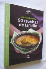 THERMOMIX  50 RECETTES de FAMILLE