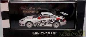 MINICHAMPS Scale 1/43 Porsche 911 GT3 RSR Presentation 2003 Mini Toy Car
