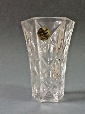 A lovely cristal d'Arques Vase - Sully pre-owned