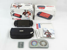Sony PSP 3003 Slim & Lite Fifa 09 Limited Edition Boxed *No Charger*