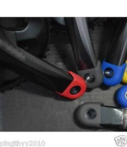 J&L Silicon Bicycle Crank arm Boots/Protectors*2-For Shimano,FSA,Sram,Campagnolo