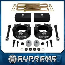 """For 05-18 Toyota Tacoma 4WD full 3"""" F + 2"""" R Lift Kit w/ Diff + Carrier Drop Kit"""
