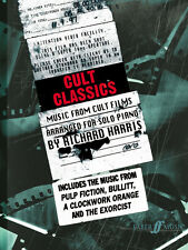 Cult Classics Film Piano Keyboard Solo Learn to Play Film FABER Music BOOK