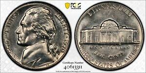1970 S Jefferson Nickel PCGS MS64