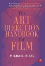 The Art Direction Handbook for Film, Rizzo, Michael, Very Good Book