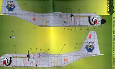Model Maker Decals 1/72 LOCKHEED C-130 HERCULES 30th Anniversary in Belgian AF