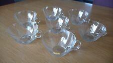 Lotusblume Ichendorfer Kristall Bowlegläser 7 Stück Bowle Gläser