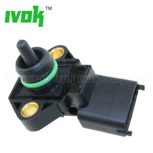 Manifold Intake Pressure MAP Sensor For Chrysler Ducato Iveco Daily 3 0281002205