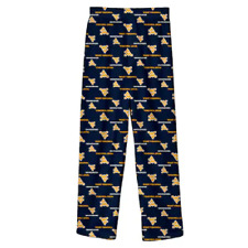 Boys 4-7 West Virginia Mountaineers Lounge Pants Boy's Size: Lg 7 Retail $26.00