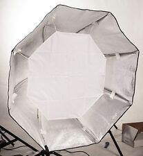 90 cm universal fit octo softbox + free 120cm octo softbox