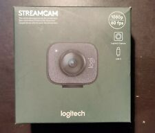 Logitech Streamcam (960-001281) 1080p Web-Kamera