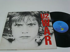U2 War - PORTUGAL LP -  DACAPO 3rd release - ® on both labels