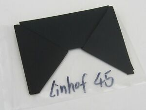 Replacement Linhof Rear Viewing Hood (Material) - BRAND NEW