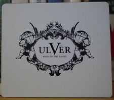 ULVER WARS OF THE ROSES COMPACT DISC SLIPCASE SUPER JEWEL BOX TRICK 047 2011