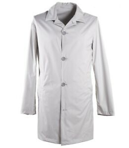 NWT $1795 KIRED by KITON Lightweight Packable Outer Jacket M (Eu 50)
