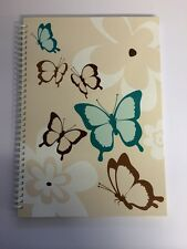 "A4 ""twin wiro papillon de 80 feuilles"
