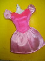 Barbie FASHIONISTA Fever TAGGED Doll Clothes PRINCESS POOF DRESS B Label