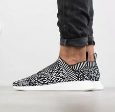 Adidas NMD CS2 Black Zebra Sashiko Japan City Sock Primeknit Boost Uk 11 Yeezy