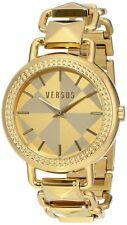 Versus by Versace Women's SOA040014 Coconut Grove Gold IP Stainless Steel Watch