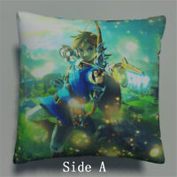 The Legend of Zelda Anime Manga two sides Pillow Cushion Case  415